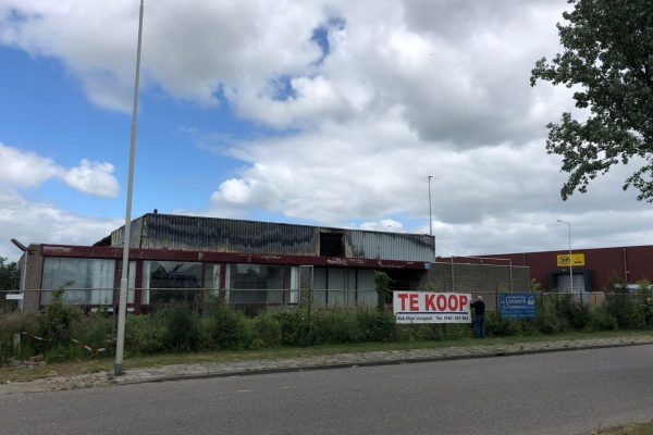Industriegrond te Koop
